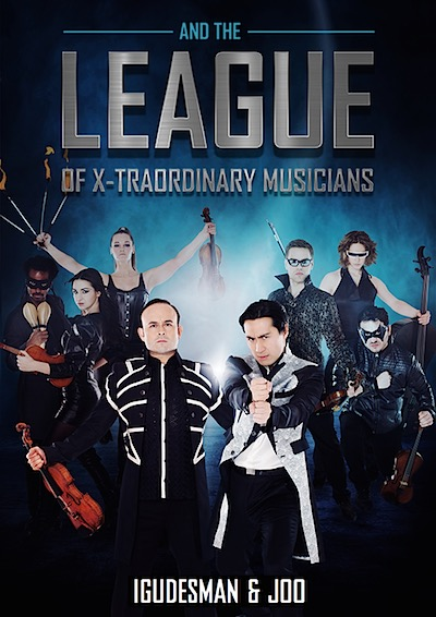 League of X (Clips, 2015)