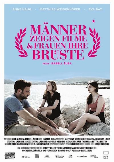 Männer zeigen Filme, Frauen ihre Brüste