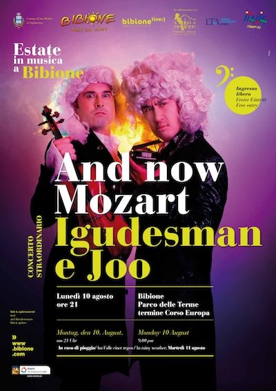 And Now Mozart (DVD, 2017)