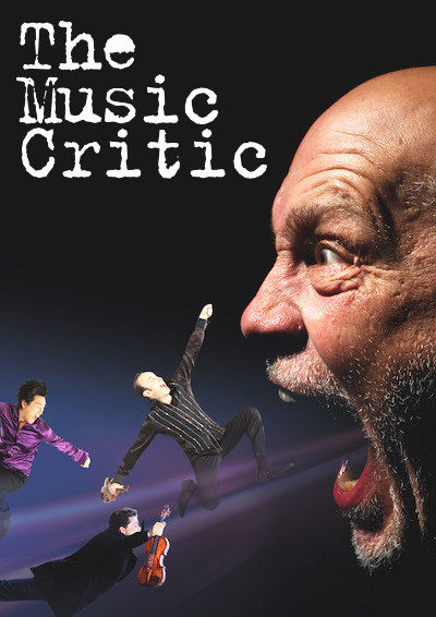 The Music Critic (TV, 2017)