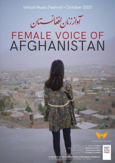 Female Voice Of Afghanistan (VOD, 2021)